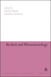 Beckett and Phenomenology av Chris Ackerley, Prof. Steven Connor, Daniel Katz, Steven Matthews, Mark Nixon, Jean-Michel Rabate, Paul Sheehan og Paul Stewart (Heftet)
