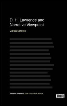 D. H. Lawrence and Narrative Viewpoint av Violeta Sotirova (Innbundet)