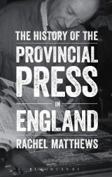 Omslag - The History of the Provincial Press in England