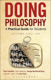 Doing Philosophy av Danielle Lamb, David Mossley, George MacDonald Ross og Dr Clare Saunders (Heftet)