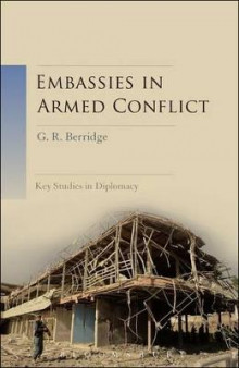 Embassies in Armed Conflict av G. R. Berridge (Heftet)