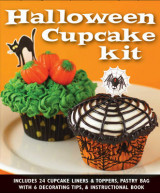 Omslag - A Halloween Cupcake Kit