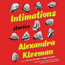 Intimations av Alexandra Kleeman (Lydbok-CD)