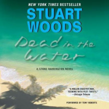 Dead in the Water av Stuart Woods (Lydbok-CD)