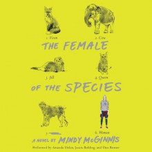 The Female of the Species av Mindy McGinnis (Lydbok-CD)