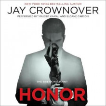 Honor av Jay Crownover (Lydbok-CD)