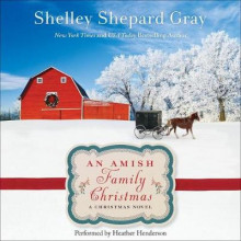 An Amish Family Christmas av Shelley Shepard Gray (Lydbok-CD)