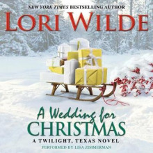 A Wedding for Christmas av Lori Wilde (Lydbok-CD)