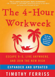 The 4-Hour Workweek, Expanded and Updated av Timothy Ferriss (Lydbok-CD)