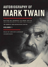 Omslag - Autobiography of Mark Twain, Volume 1