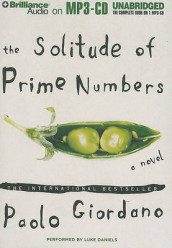 The Solitude of Prime Numbers av Paolo Giordano (Lydbok-CD)