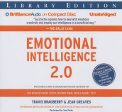 Emotional Intelligence 2.0 av Bradberry og Jean Greaves (Lydbok-CD)