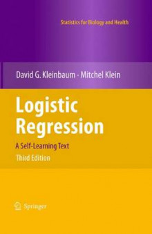Logistic Regression av David G. Kleinbaum og Mitchell Klein (Innbundet)