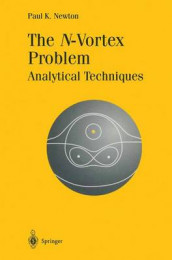 The N-Vortex Problem av Paul K. Newton (Heftet)