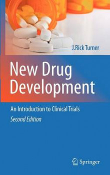 New Drug Development av J. Rick Turner (Innbundet)