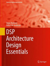 Omslag - DSP Architecture Design Essentials
