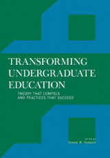 Omslag - Transforming Undergraduate Education