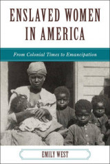 Omslag - Enslaved Women in America