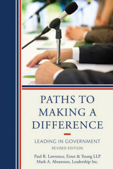 Paths to Making a Difference av Paul R. Lawrence og Mark A. Abramson (Heftet)