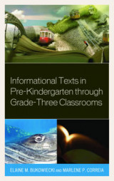 Omslag - Informational Texts in Pre-Kindergarten Through Grade-Three Classrooms
