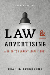 Omslag - Law and Advertising