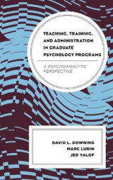 Omslag - Teaching, Training, and Administration in Graduate Psychology Programs