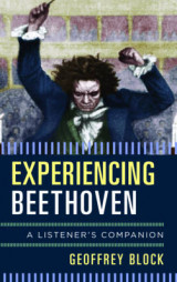 Omslag - Experiencing Beethoven