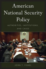 Omslag - American National Security Policy