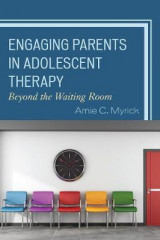 Omslag - Engaging Parents in Adolescent Therapy