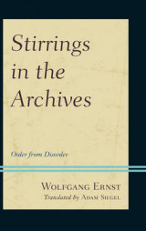 Omslag - Stirrings in the Archives