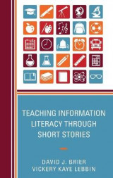Omslag - Teaching Information Literacy Through Short Stories