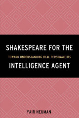 Omslag - Shakespeare for the Intelligence Agent