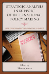 Omslag - Strategic Analysis in Support of International Policy Making