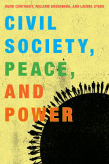 Omslag - Civil Society, Peace, and Power