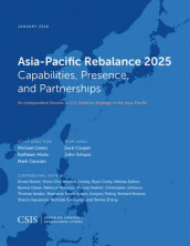 Asia-Pacific Rebalance 2025 av Mark F. Cancian, Michael Green og Kathleen Hicks (Heftet)