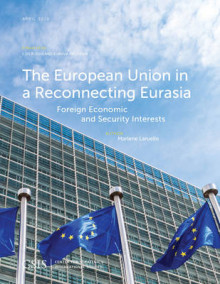 The European Union in a Reconnecting Eurasia av Dr. Marlene Laruelle (Heftet)