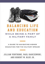 Omslag - Balancing Life and Education While Being a Part of a Military Family