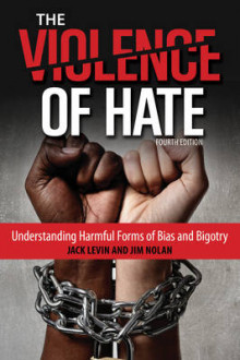 The Violence of Hate av Jack Levin og Professor Jim Nolan (Heftet)