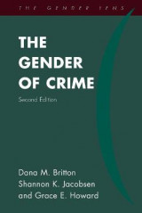 Omslag - The Gender of Crime