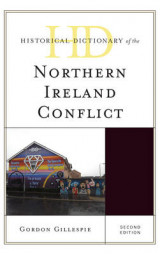 Omslag - Historical Dictionary of the Northern Ireland Conflict
