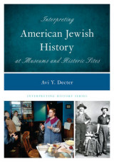Omslag - Interpreting American Jewish History at Museums and Historic Sites
