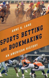 Omslag - Sports Betting and Bookmaking