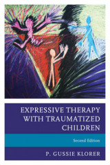 Omslag - Expressive Therapy with Traumatized Children