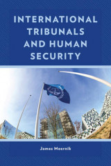 Omslag - International Tribunals and Human Security