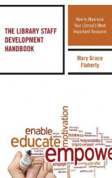 Omslag - The Library Staff Development Handbook