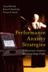 Omslag - Performance Anxiety Strategies