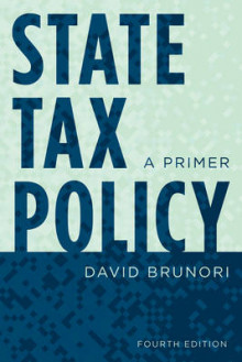 State Tax Policy av David Brunori (Heftet)