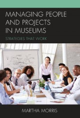 Omslag - Managing People and Projects in Museums