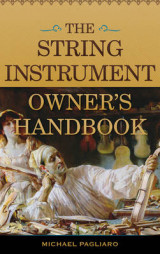 Omslag - The String Instrument Owner's Handbook