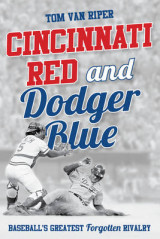 Omslag - Cincinnati Red and Dodger Blue